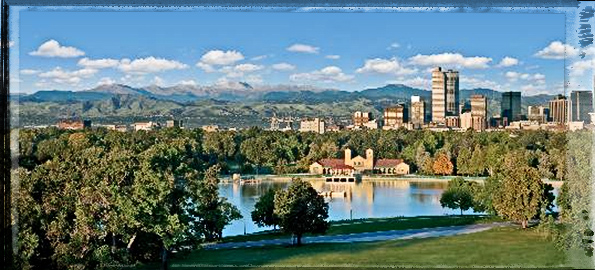 The History of Denver Colorado